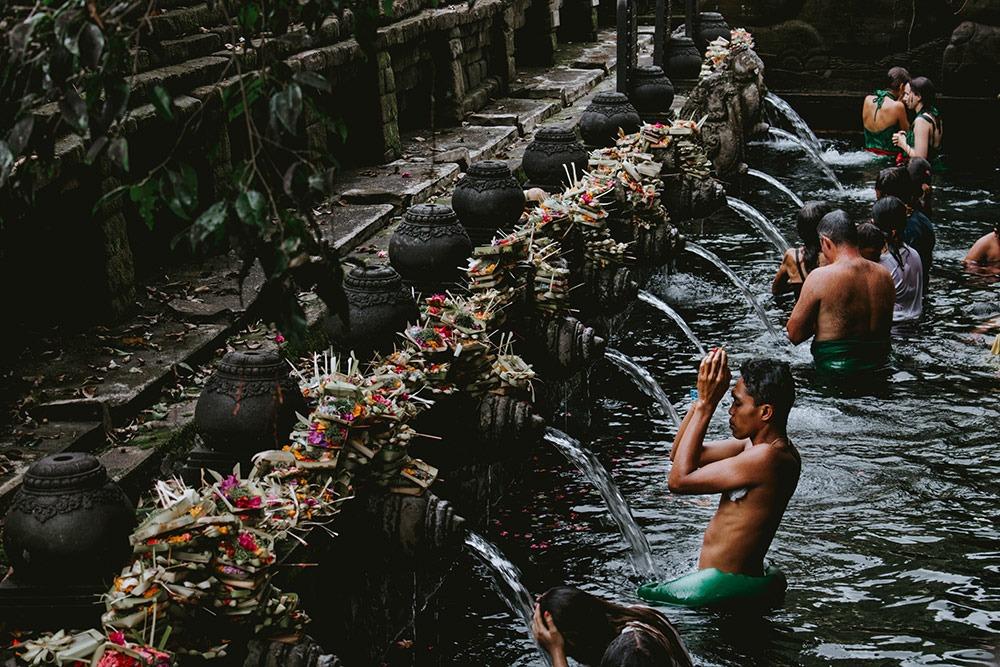 Tampaksiring temple Bali