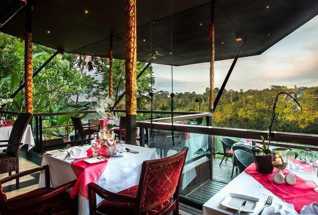 5 star restaurant bali